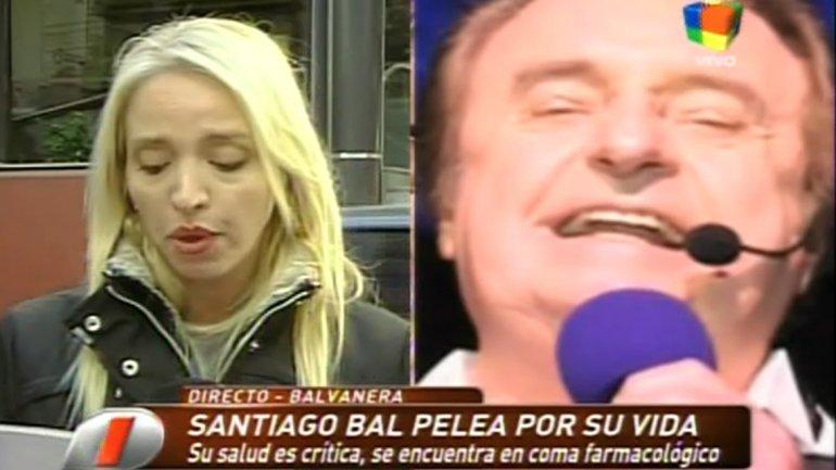 Parte Medico Santiago Bal