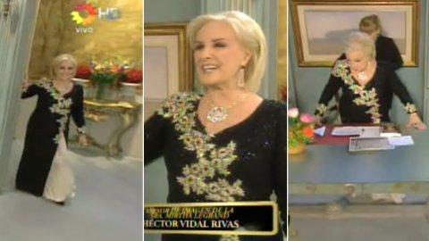Mirtha legrand al 100 se recuper y volvi a su programa taringa - Diva noche reviews ...