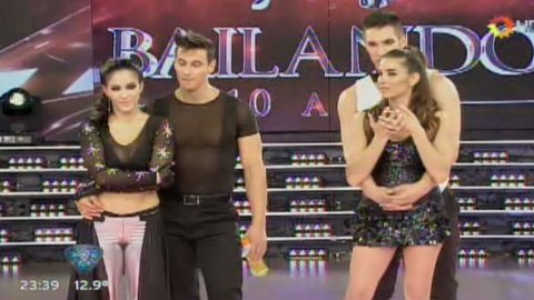 Bailando por un sueño: duelo entre Celeste Muriega y Juana Viale