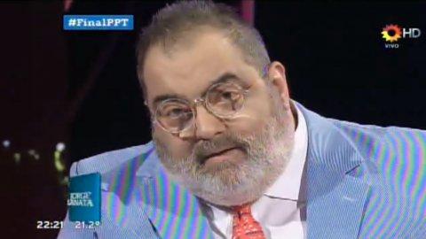 Jorge Lanata se despidió de Periodismo Para Todos