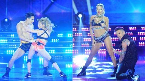Semifinal de Bailando por un sueño entre Gisela Bernal y Federico Bal: raggaetón