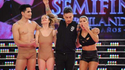 Fede Bal y Laurita Fernández son los primeros finalistas del Bailando
