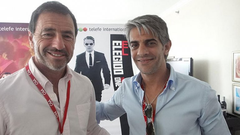 Martín Seefeld defendió a Pablo Echarri