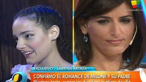 Sabrina Artaza, conciliadora con Cecilia Milone