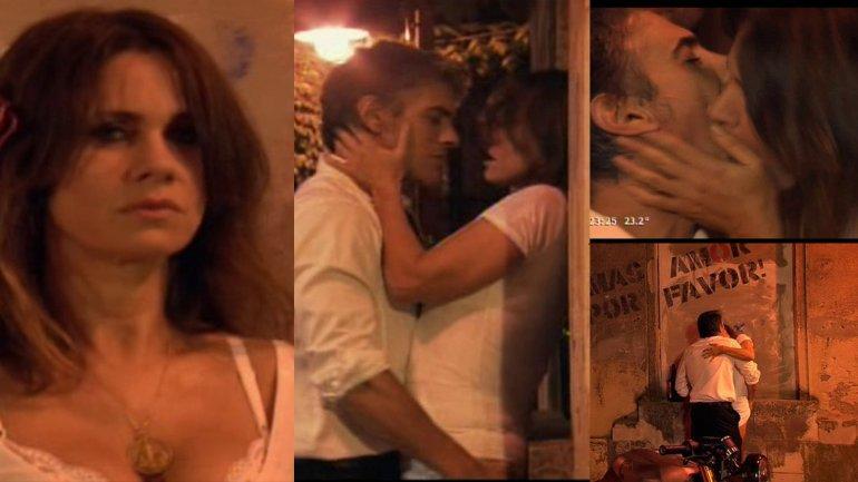 El final hot del primer episodio de La Leona