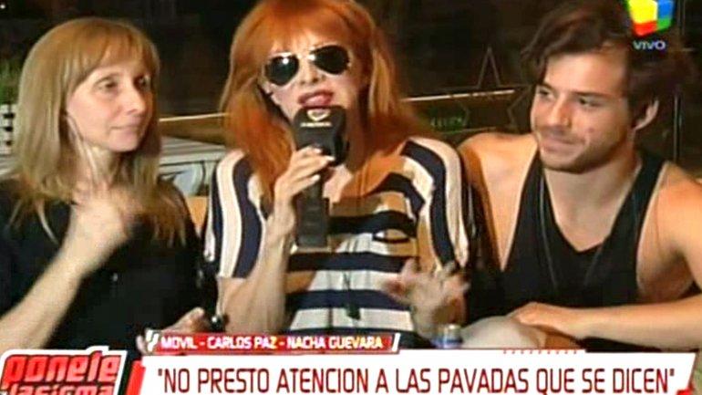 Nacha Guevara, enojada por el rumor de los canelones