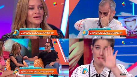 Vanina Escudero y Álvaro Navia anunciaron su segundo embarazo
