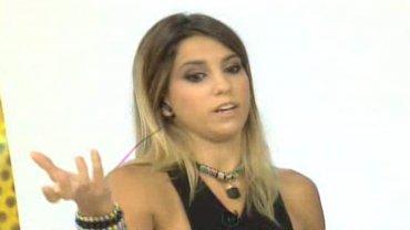 La primera aparición de Cinthia Fernández tras el intento de abuso