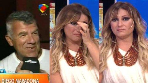 Marcelo Tauro ofendida con un chiste de Dady Brieva