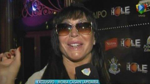 Moria Casán disparó contra Mirtha Legrand
