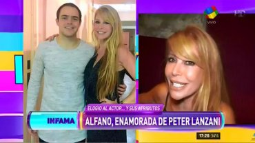 Peter es una góndola muy deseable, dice Alfano.