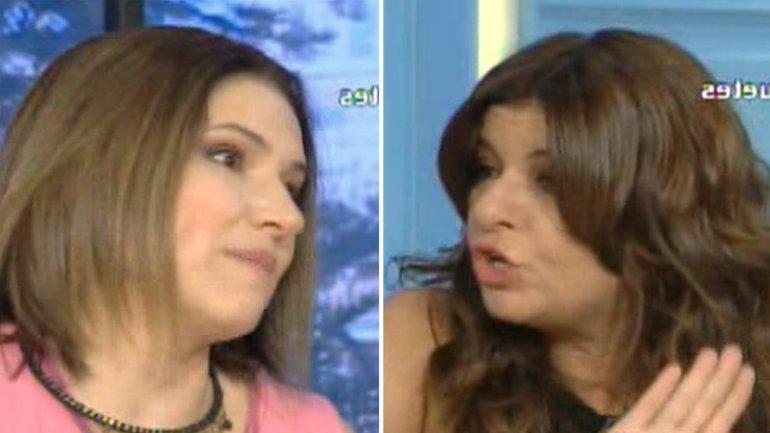 Fernanda Iglesias vsAndrea Taboada