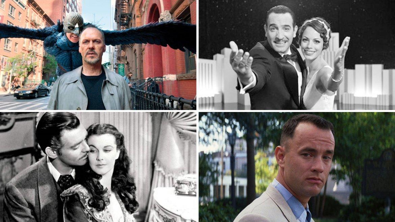 Todos los ganadores del Oscar a Mejor pelicula