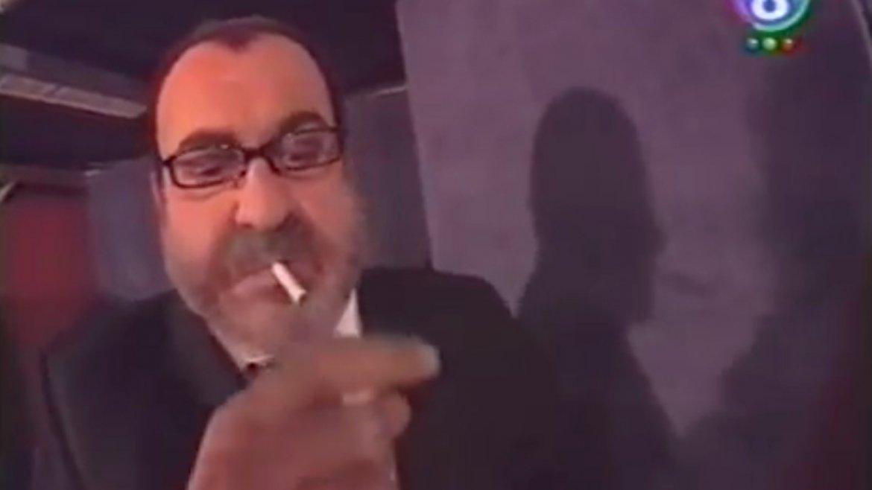 Miguel Ángel Rodríguez en la piel de Jorge Lanata