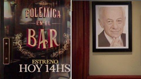 Vuelve Polémica en el bar