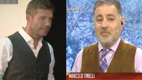Tinelli opinó de la participación de Doman en el Bailando 2016