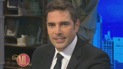 Matías Alé habló de su internación en la clínica Avril