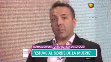 Otra denuncia contra el Dr. Aníbal Lotocki: un empresario uruguayo
