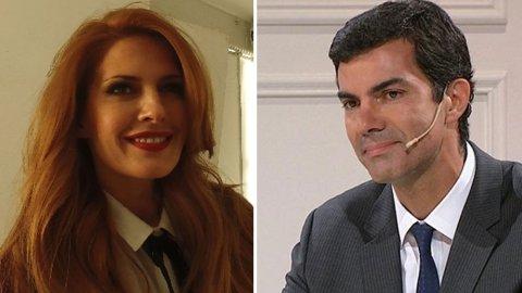 Isabel Macedo habló de su relación con Juan Manuel Urtubey