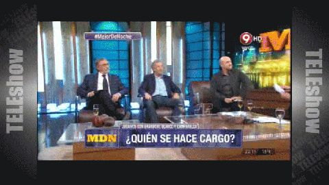 Juan José Campanella contó una divertida historia en Mejor de noche