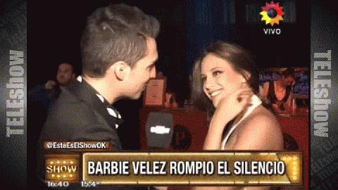 Barbie Vélez: Yo no soy la que tiene que sentir vergüenza