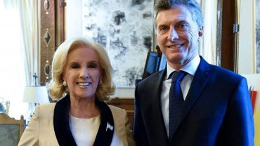 Mirtha contó cómo fue su almuerzo con Macri