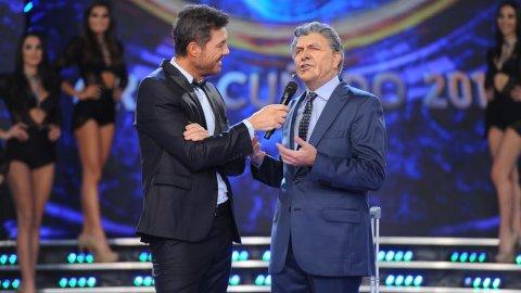 Mauricio Macri, el primer ingreso a la casa de Gran Cuñado